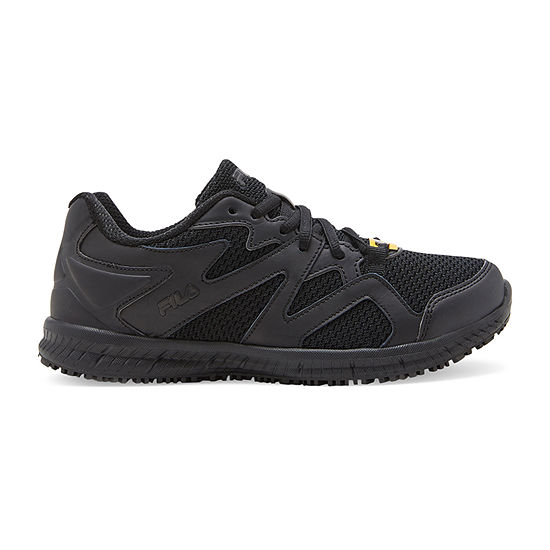 Fila Memory Cryptonic 2 Slip Resistant Womens Sneakers