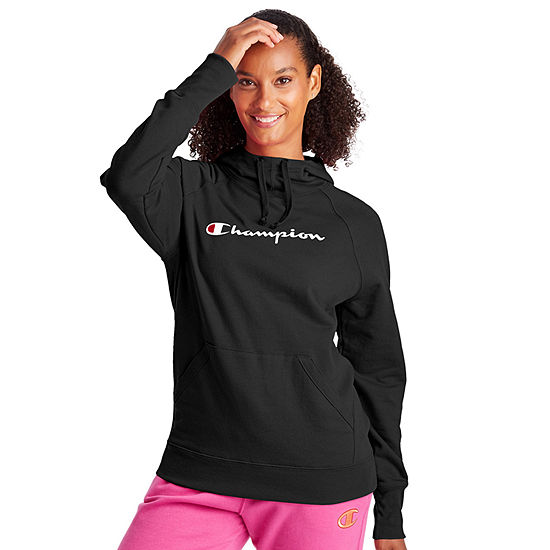Champion Womens Hooded Neck Long Sleeve Hoodie