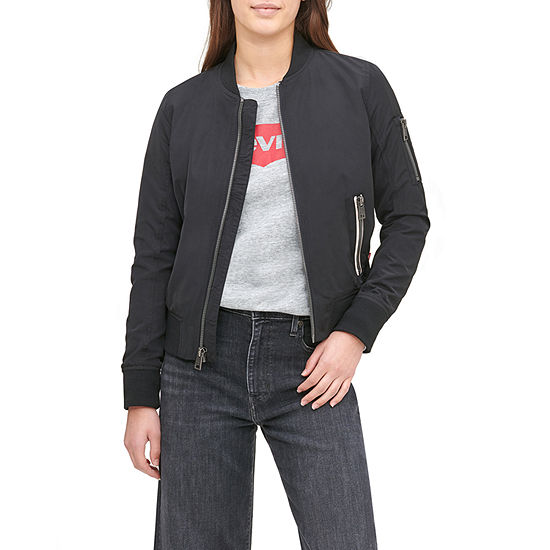 Levi's Twill Lightweight Bomber Jacket