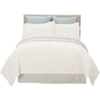 jcpenney.com | Marquis by Waterford® Allegra Quilt & Accessories