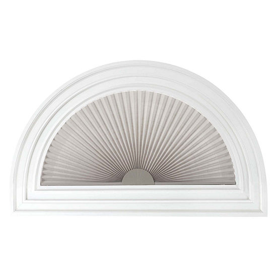 Jcp Home 1 Quot Arch Pleated Linen Shade