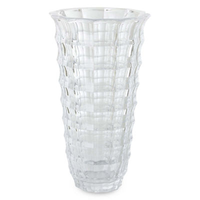 Godinger Windows Crystal Vase
