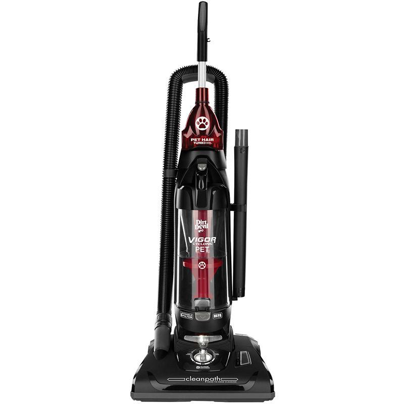 Dirt Devil Vigor Cyclonic Pet Bagless Upright Vacuum Cleaner