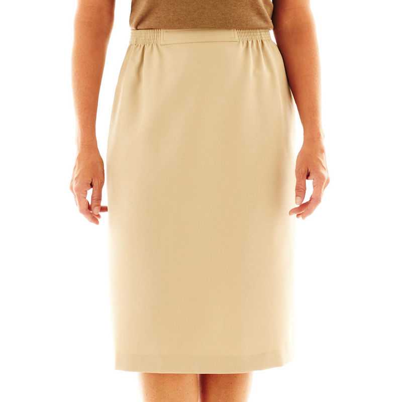 Alfred Dunner Suit Skirt - Plus plus size,  plus size fashion plus size appare
