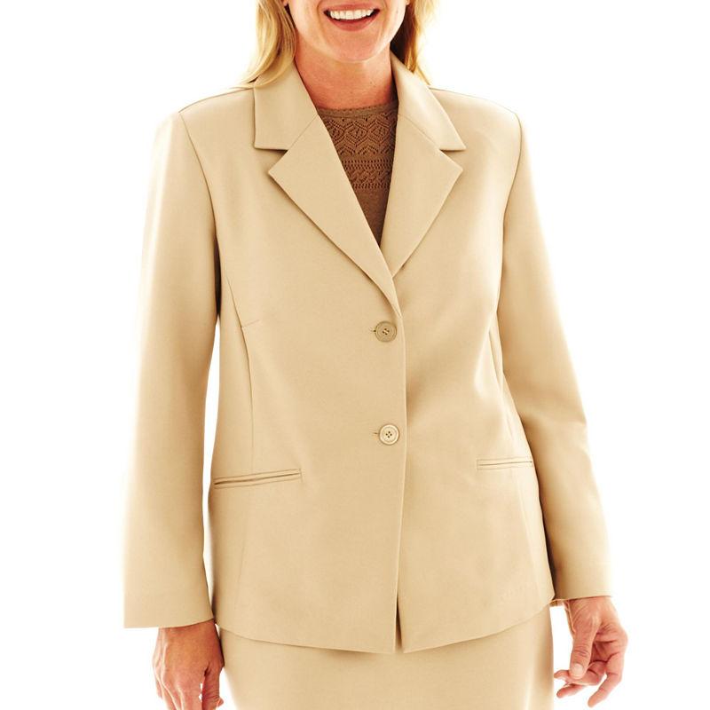 Alfred Dunner Suit Jacket - Plus plus size,  plus size fashion plus size appare