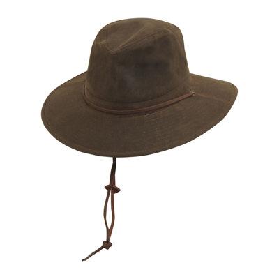 DPC™ Outdoor Oilcloth Safari Hat