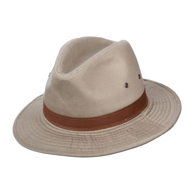 DPC™ Outdoor Rain-Repellant Safari Hat