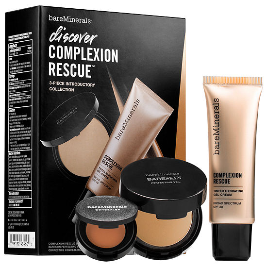 Bareminerals Discover Complexion Rescue 3 Piece Introduction Collection