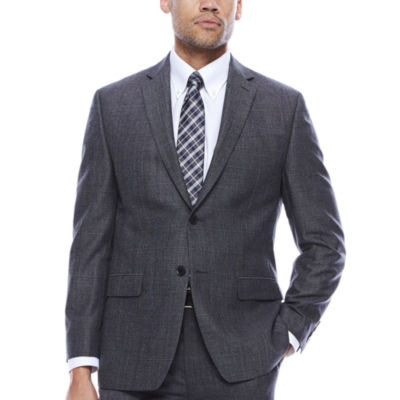 Collection® Windowpane Classic Jacket