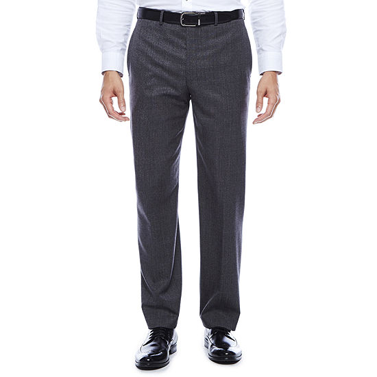 Collection by Michael Strahan® Windowpane ClassicPants