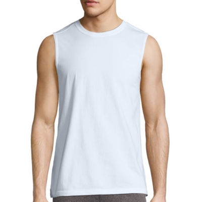 Xersion™ Xtreme Cotton Muscle Sleeveless Tee