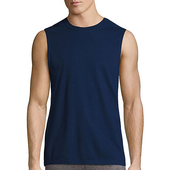 8d71588057dff Xersion™ Xtreme Cotton Muscle Sleeveless Tee - JCPenney