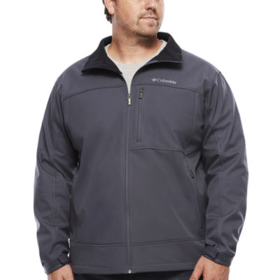Columbia® Smooth Spiral Softshell Jacket - Big &Tall