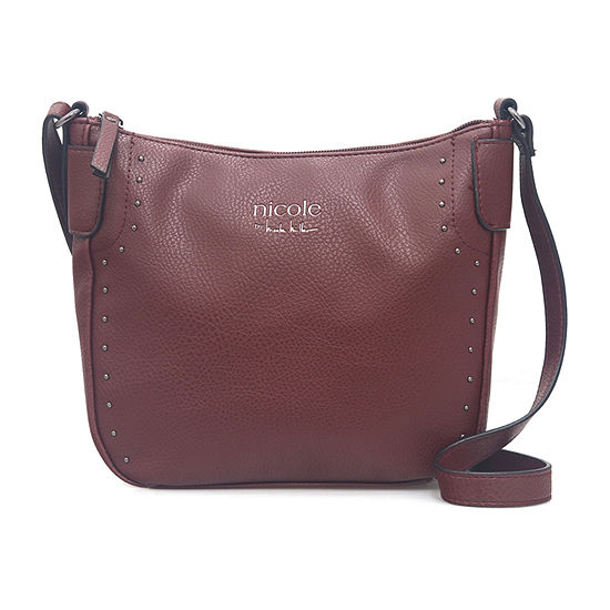 Nicole By Nicole Miller Avery Crossbody Bag