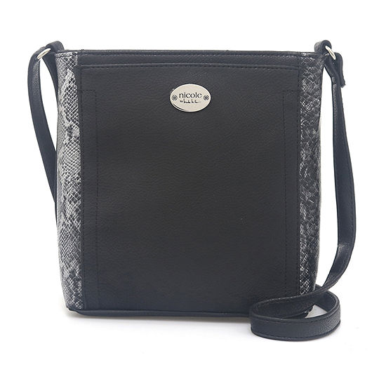 Nicole By Nicole Miller Briana Crossbody Bag