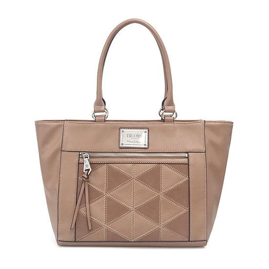 Nicole By Nicole Miller Sienna Tote Bag