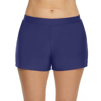 Beach Diva Shorts Swimsuit Bottom