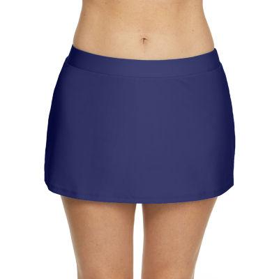 Beach Diva Skirt Swimsuit Bottom