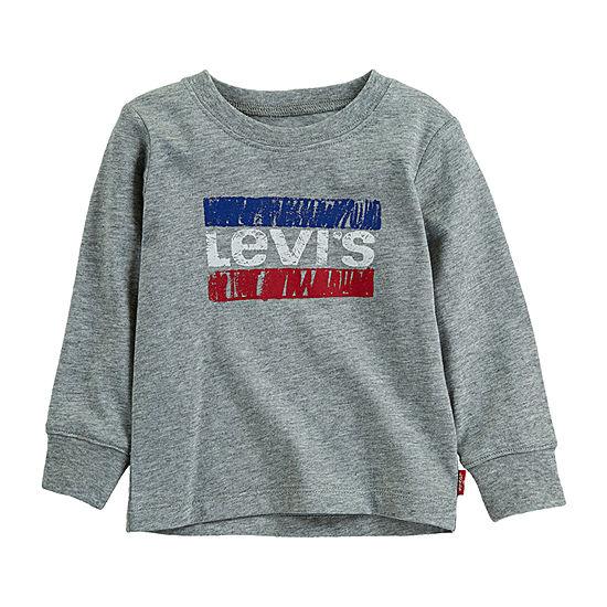 Levi's Baby Boys Long Sleeve T-Shirt