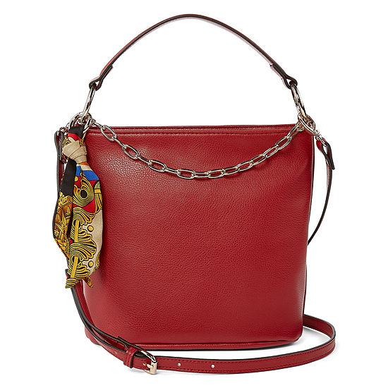 Bold Elements Spicey Scarf Crossbody Bag