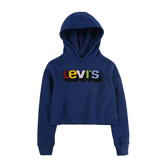 Levi's Girls Hoodie-Big Kid