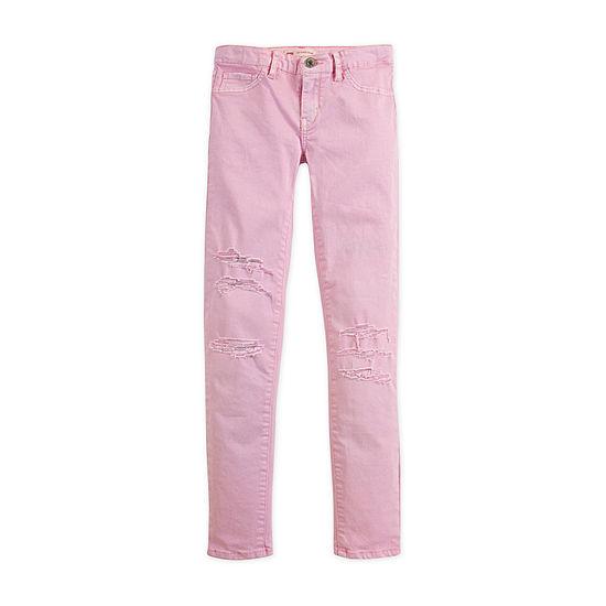 Levi's Big Kid Girls 710 Skinny Fit Jean