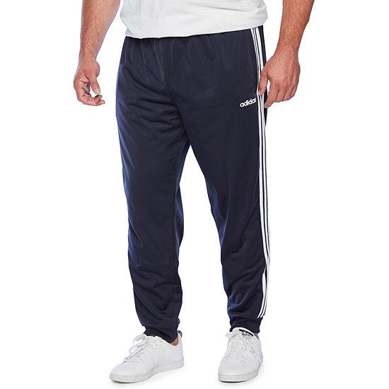 adidas Mens Athletic Fit Jogger Pant - Big and Tall