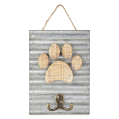 PAW & TAIL Galvanized Wall Hook