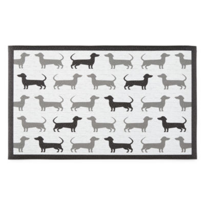 PAW & TAIL Weiner Dog Placemat