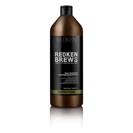 Redken Brew Daily Shampoo - 33.8 oz.