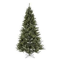 North Pole Trading Co. Sleigh Ride 7 1/2 Pre-Lit Lights Christmas Tree