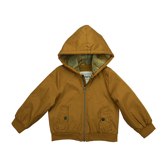 Carter's Baby Boys Midweight Bomber Jacket