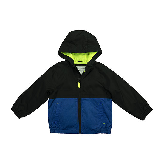 Carter's Baby Boys Hooded Midweight Jacket