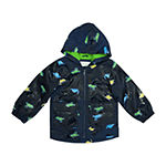 Carter's Baby Boys Hooded Lightweight Raincoat