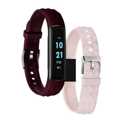 Itouch Slim Womens Multi-Function Multicolor Smart Watch-Itl7468b08d-P10