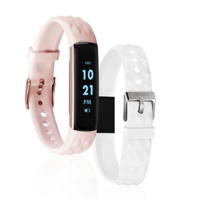 Itouch Slim Womens Multi-Function Multicolor Smart Watch-Itl7592b08d-Bwh