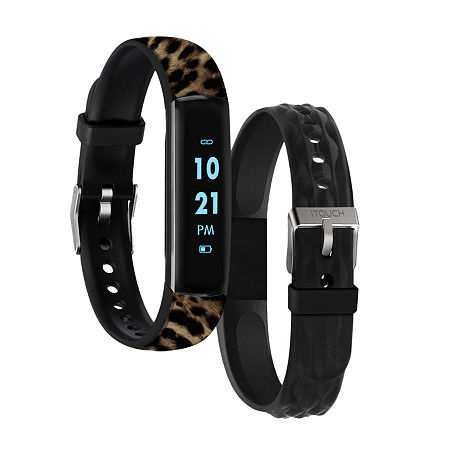 Itouch Slim Womens Multi-Function Multicolor Smart Watch-7458b-51-F02, One Size