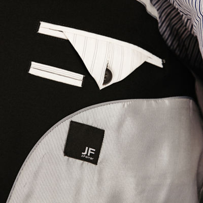 JF J. Ferrar® Stretch Gabardine Suit Jacket–Big & Tall