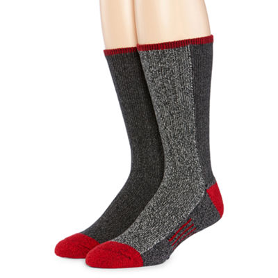 Dockers® 2-pk. Accent Thermal Boot Socks
