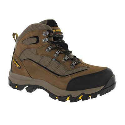 Hi-Tec Skamania Mid Mens Waterproof Suede Hiking Boots