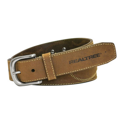 Realtree® 38MM Leather Casual Belt