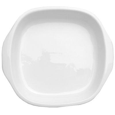 "BergHOFF® Bianco 10x8"" Square Porcelain Baking Dish"