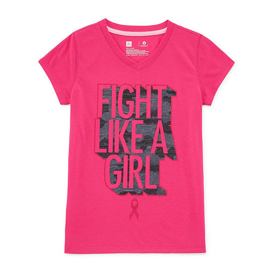 Xersion Graphic T-Shirt Girls 4-16 and Plus
