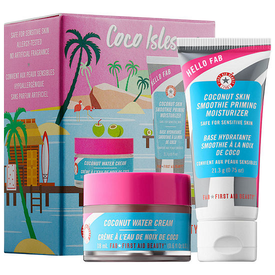 First Aid Beauty Coco Isles Kit