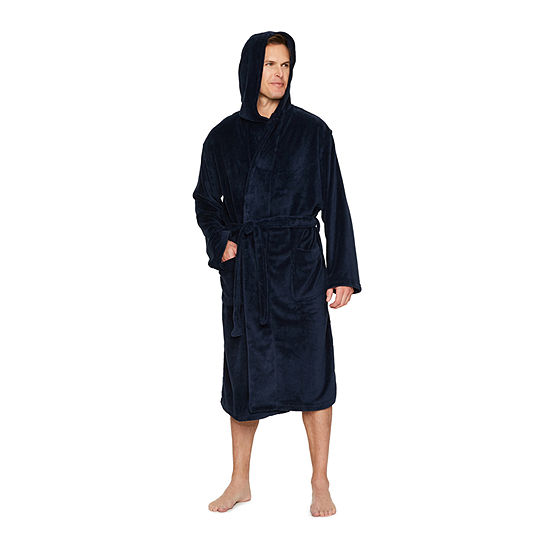 Stafford Men's Soft Touch Robe - Big
