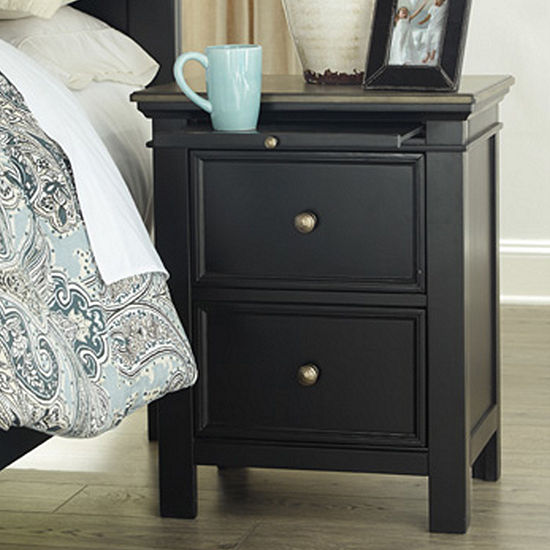 Signature Design By Ashley Froshburg 2 Drawer Night Stand Jcpenney