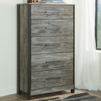 Signature Design by Ashley® Cazenfeld 5-Drawer Chest