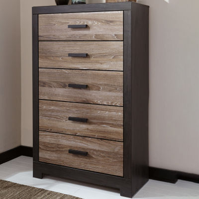 Signature Design by Ashley® Harlinton 5-Drawer Chest