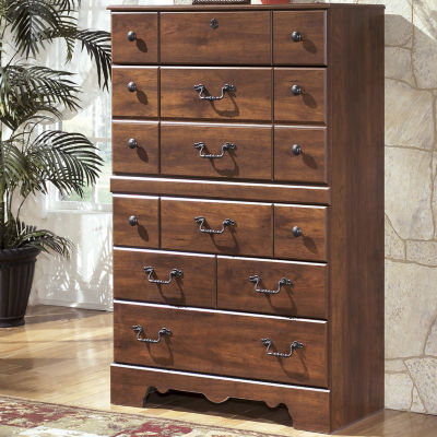 Signature Design by Ashley® Timberline 5-Drawer Chest