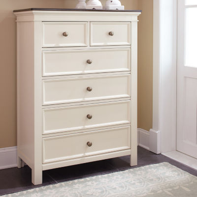 Signature Design by Ashley® Woodanville 6-Drawer Chest